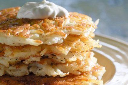 photo of prepared Potato Latkes recipe
