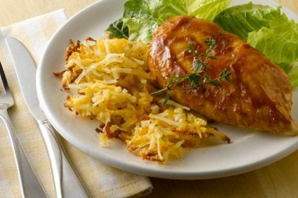 photo of prepared Barbecue Chicken Casserole recipe