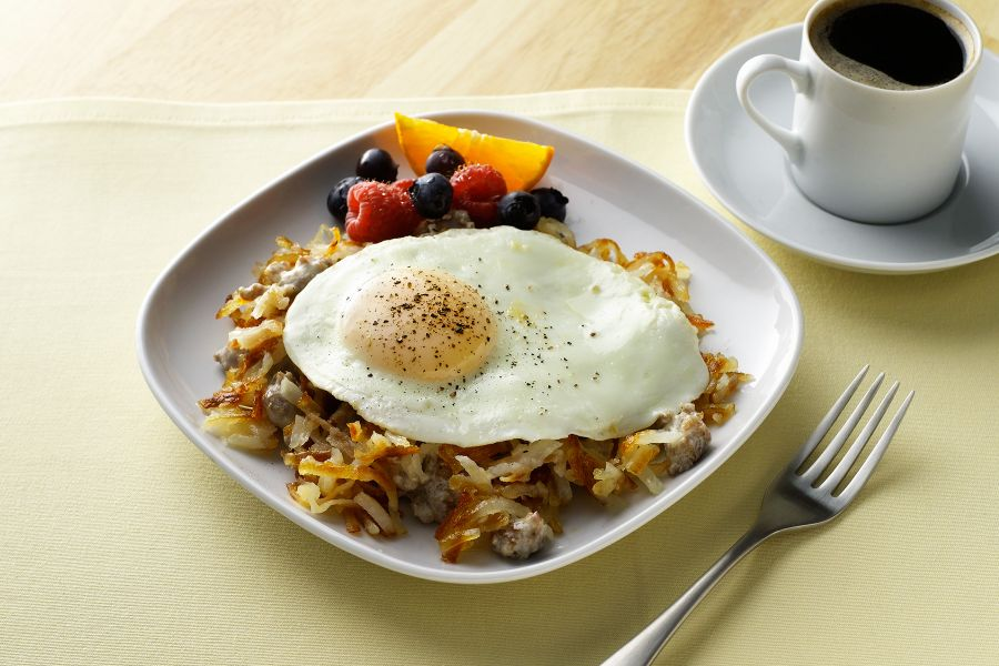 photo of Breakfast Hash Recipe
