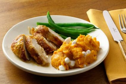 photo of prepared Candied Sweet Potatoes recipe