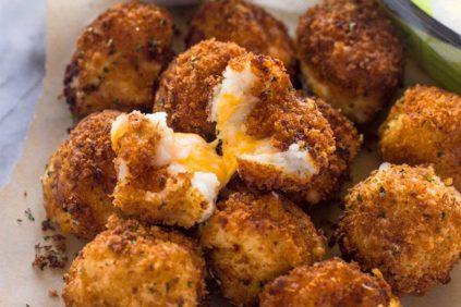 photo of prepared Cheese Stuffed Bacon Mashed Potato Balls recipe