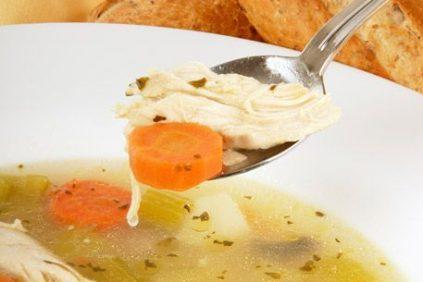 photo of prepared Chicken and Mashed Potato Dumpling Soup recipe