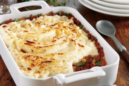 photo of prepared Easy Shepherd's Pie recipe