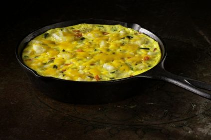 photo of prepared Easy Vegetable Frittata recipe