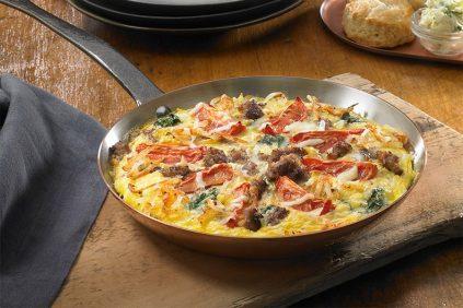 photo of prepared Farmhouse Frittata recipe