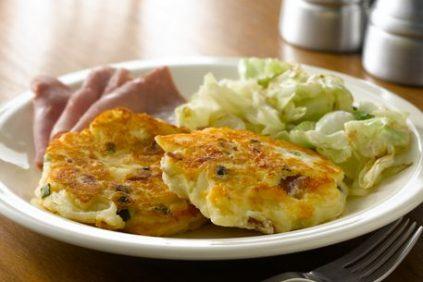 photo of prepared Gluten-Free Irish Style Potato Pancakes recipe