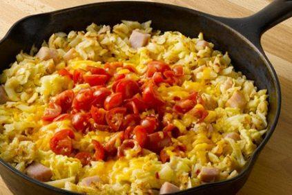photo of prepared Hearty Breakfast Skillet recipe