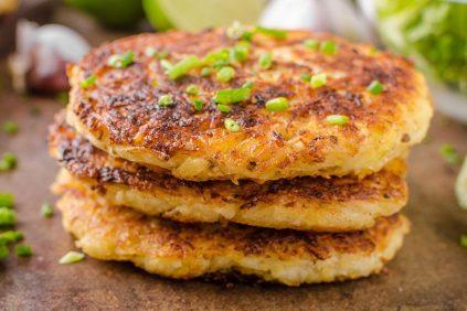 photo of prepared Irish Potato Pancakes recipe