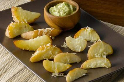 photo of prepared Parmesan Potatoes recipe