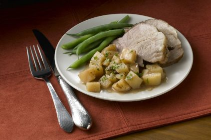 photo of prepared Simply-fied Slow Cooker Maple Pork Roast recipe