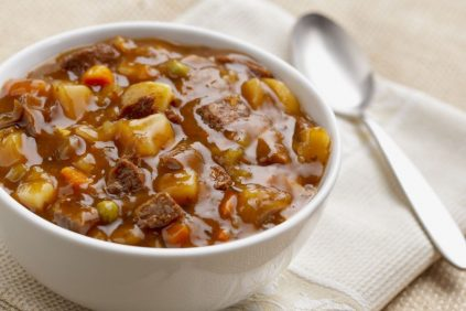 photo of prepared Slow Cooker Beef Stew recipe