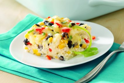 photo of prepared South Of The Border Hash Brown Bake recipe