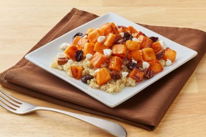 photo of prepared Sweet Potato Quinoa Salad recipe