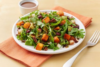 photo of prepared Sweet Potato and Wild Rice Salad recipe