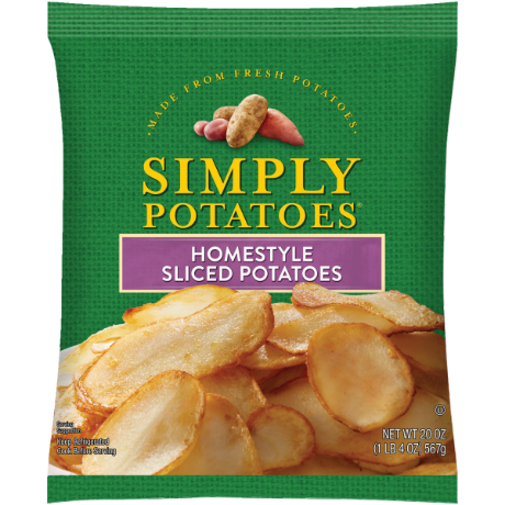 Simply Potatoes Homestyle Sliced Potatoes product image