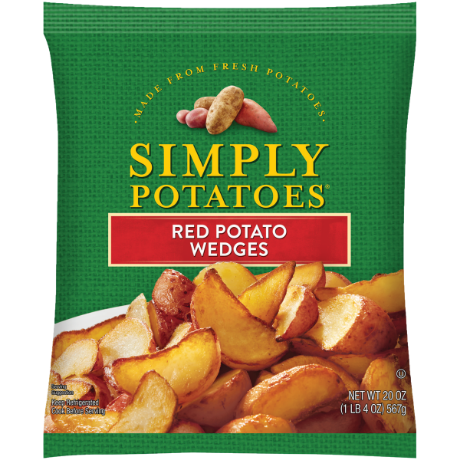 photo of Simply Potatoes Red Potato Wedges product