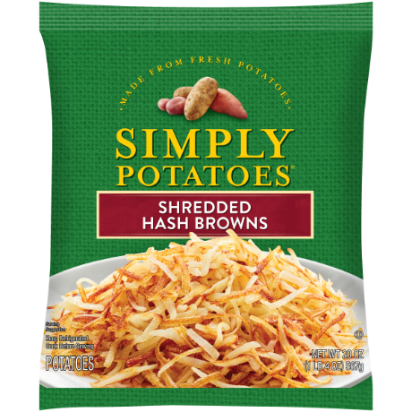 photo of Simply Potatoes Shredded Hash Browns product